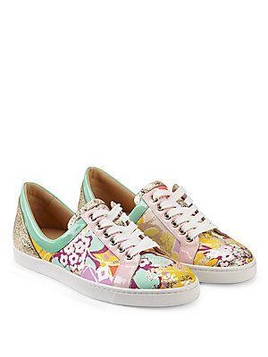 915108c8de21 Christian Louboutin Flamingirl Sneakers