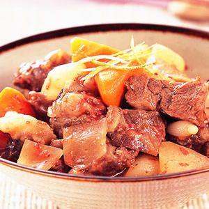 紅麴燉牛肉