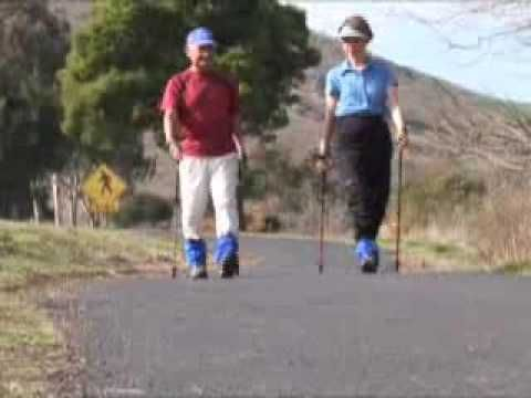 NORDIC WALKING - An Introduction & How To!