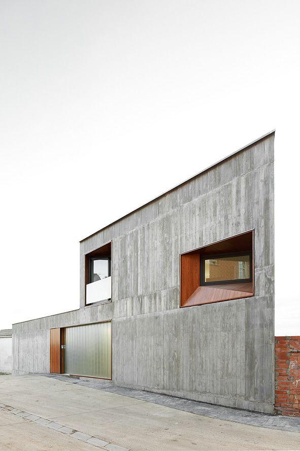 Alcolea + Tárrago arquitectos > Casa MP en Sesma, Navarra
