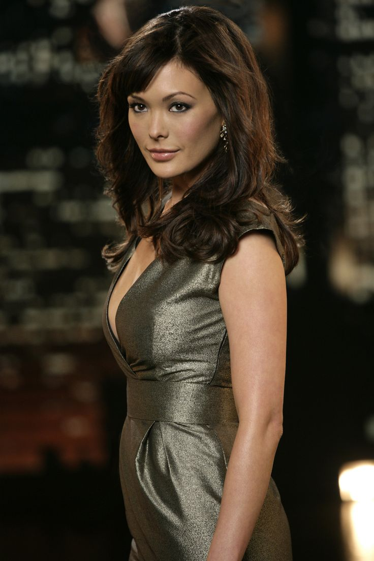 This dress (Lindsay Price on Lipstick Jungle)