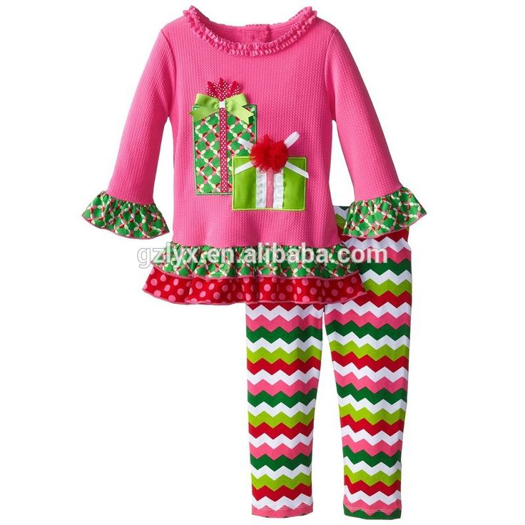 baby clothes pant shirt new style baby christmas suit wholesale children's fall boutique clothing girls fall clothes kids suit