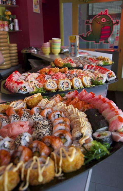 Sushi Platters                                                       …
