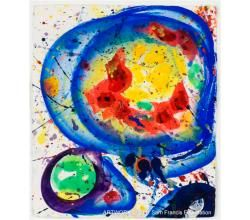 Art Hotel Bologna, Sam Francis. Freedom of color