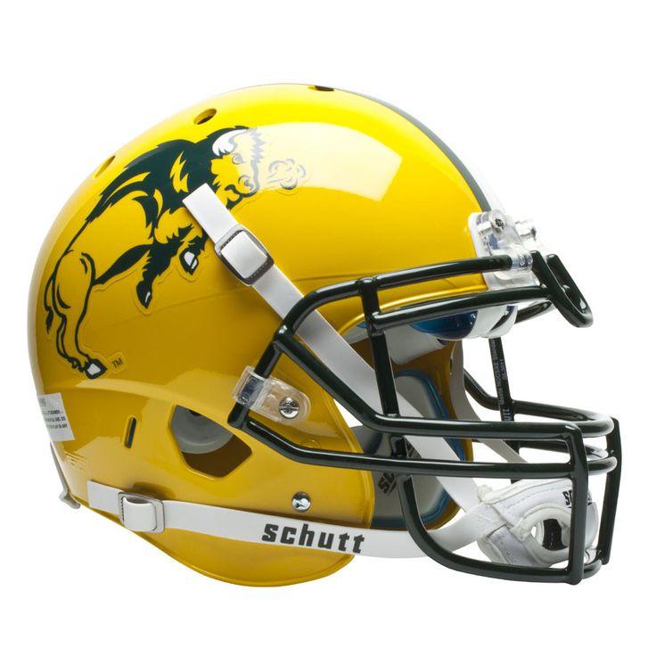 North Dakota State Bison NCAA Authentic Air XP Full Size Helmet   #allweatherfan #fangear #sportsfan