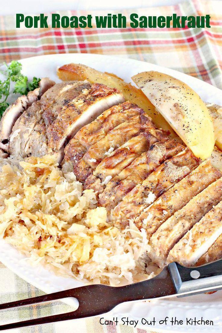 Pulled pork with sauerkraut recipes