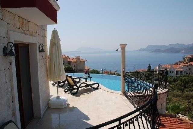 Antalya   kaş ta luuml;ksnbsp; havuzlu kiralık villa