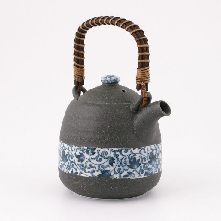 Théières japonaises en céramique - Kyotoboutique - Vaisselle japonaise