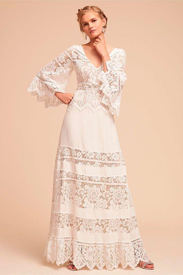 glosario: cómo describir tu vestido de novia (primera parte) | bride