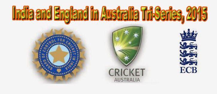 India Vs England Vs Australia Tri-Series