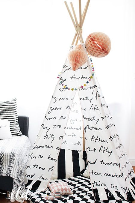 25 einzigartige tipi kinderzelt ideen auf pinterest. Black Bedroom Furniture Sets. Home Design Ideas