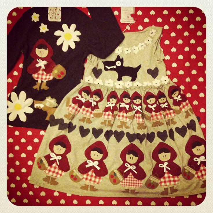 Littleredridinghood dress