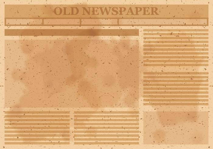 Old Newspaper Layout Vector Download Free Vector Art Stock Intended For Blank Old Newspaper Background20 Newspaper Layout Newspaper Template Blank Newspaper