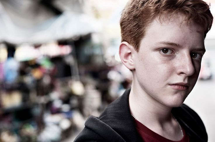 Portrait of a teen boy isolated by shallow depth of field - 5 Key Elements that Directly Impact the Quality of Your Photography