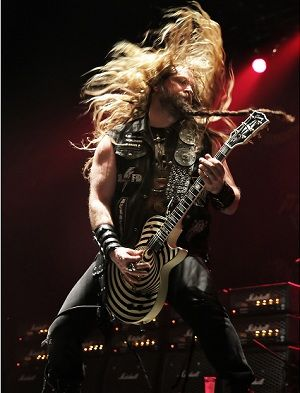 Black Label Society, heavy metal, Zakk Wylde.