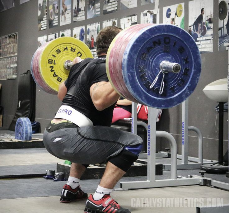 Travis Cooper talks about the 4 measurements of progress in Olympic weightlifting and how to measure your improvements.