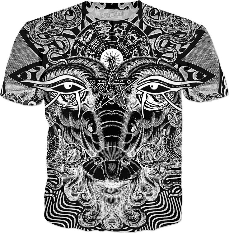 Black Magic Goat T-Shirt