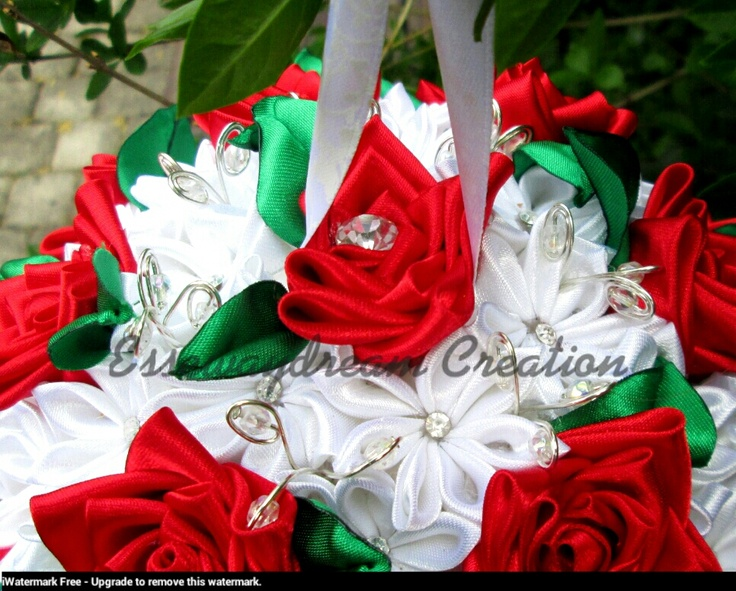 wedding bouquet particular 3