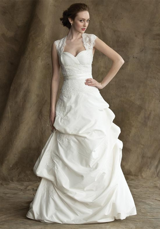 Trending Wedding Dress Tuesdays Alyne Bridal Spring Collection read on at My Inspired Wedding