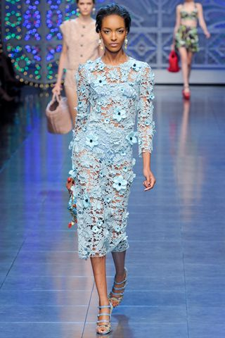 Dolce & Gabbana Look 38