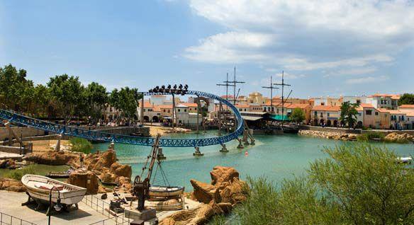 Port Aventura este cel mai mare parc de distractii din Spania, situat la 10 km de Costa Daurada si 120 km de Barcelona. Cele 24 puncte de atractie si parcul acvatic Costa Caribe reprezinta un adevarat paradis pentru micuti, dar si pentru parinti.