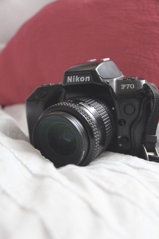 Nikon F70 - #camera #film #dull #faded #canon