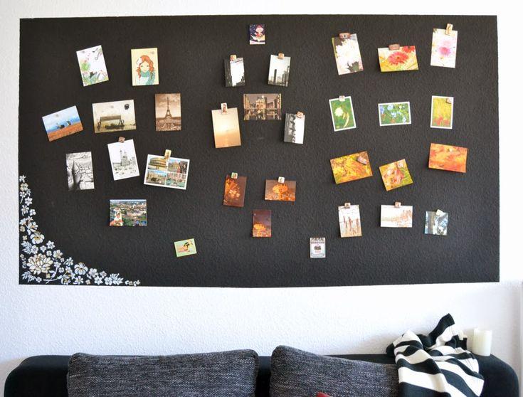die besten 25 magnetfarbe ideen auf pinterest magnetfarbe wei kreide tafel schreibtisch und. Black Bedroom Furniture Sets. Home Design Ideas