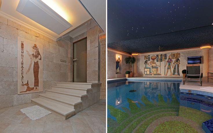 #homestate #homeestate #realestate #premium #warsaw #house #swimmingpool #unique #interior #design