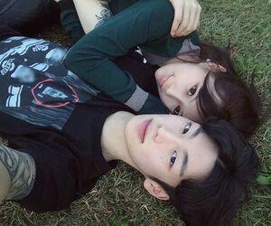 Korean couples / cute couple ❤