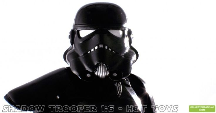 Shadow Trooper 1:6 Actionfigur Hot Toys
