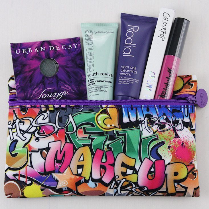 Ipsy Review – June 2016 - Check out my review of the June 2016 Ipsy Glam Bag! (And look at reviews from the past 2 years of Ipsy subscription boxes too!)