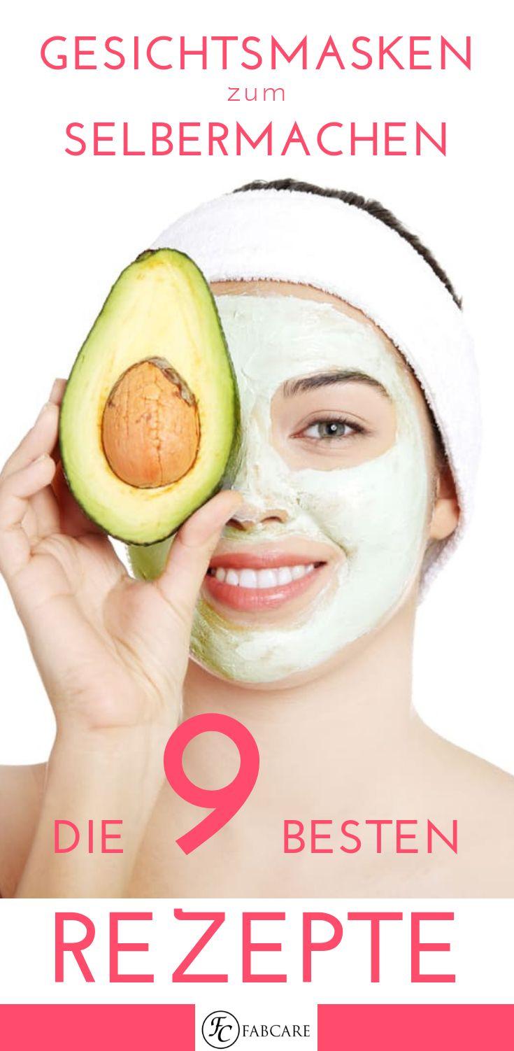 DIY Gesichtsmaske: Hier findest du die besten Gesichtsmasken zum Selbermachen …