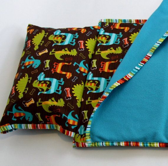 Pick a Print  Nap Mat Cover with Blanket by pecansandies on Etsy, $78.00