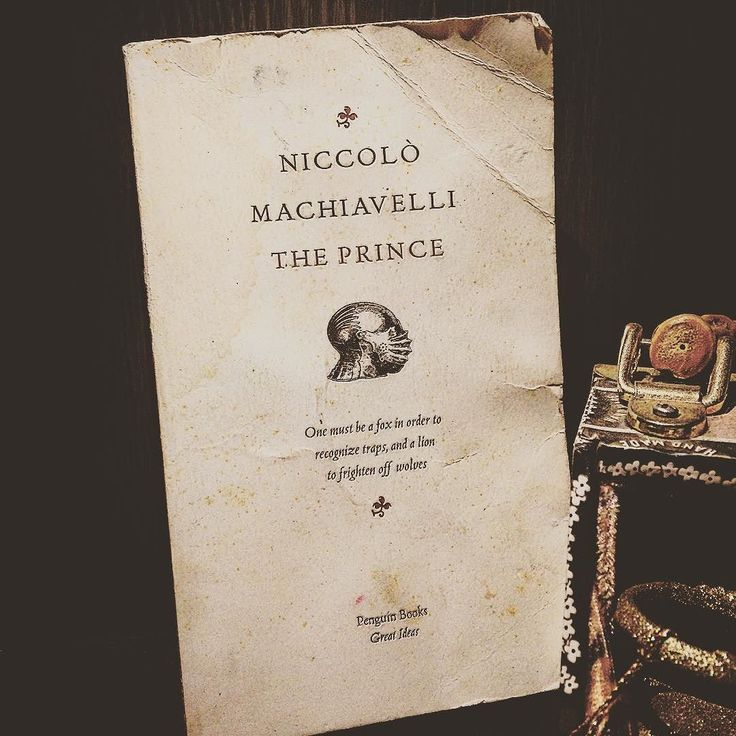 the prince niccolo machiavelli thesis Starting an essay on niccolò machiavelli's the prince the prince by niccolò machiavelli home / literature / build out your thesis and paragraphs.