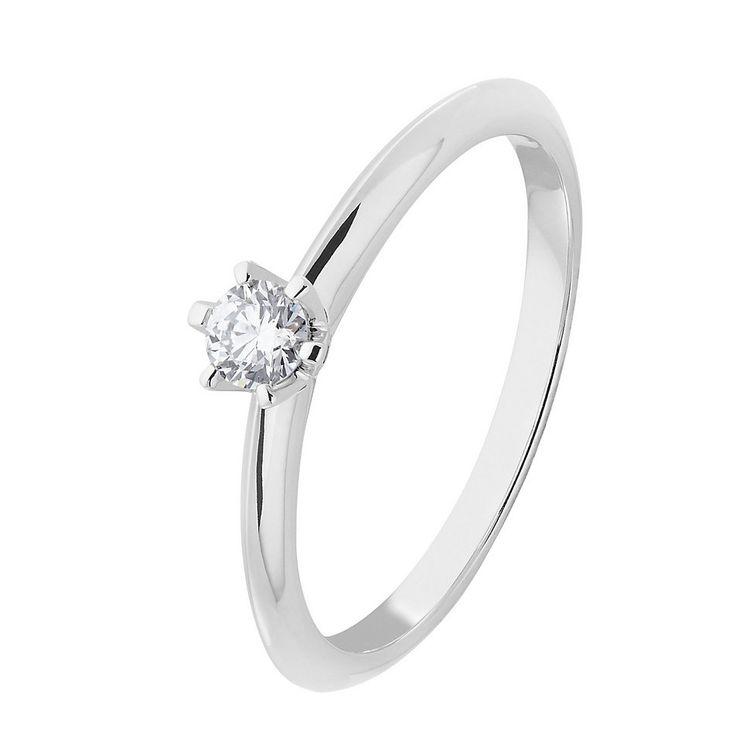 CHRIST Diamonds Damenring 60073422