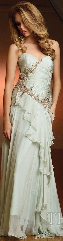 Terani Couture Evening Dress