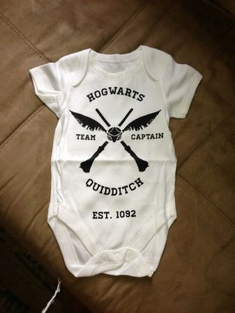 Harry Potter baby clothes photo, picture, image on Use.com