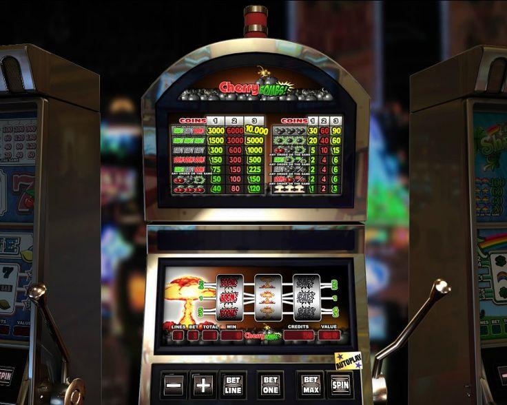 Cherry Bomb! Classic 3 reel slot! For more games, register on http://casino-goldenglory.com/