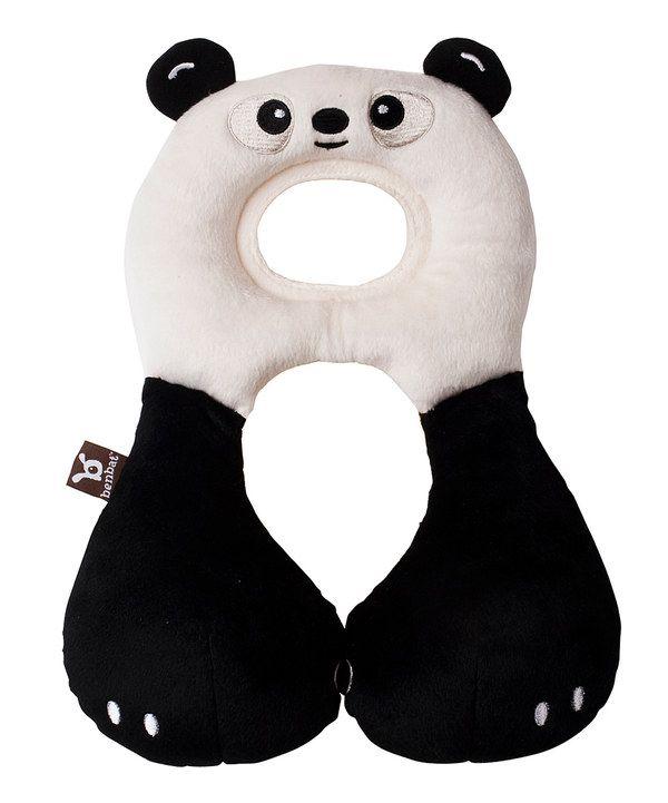 Look at this BenBat Panda Travel Friends Toddler Pillow on #zulily today!