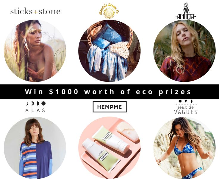 Eco Warrior Princess Sustainable Wardrobe Giveaway Worth Approx $1000