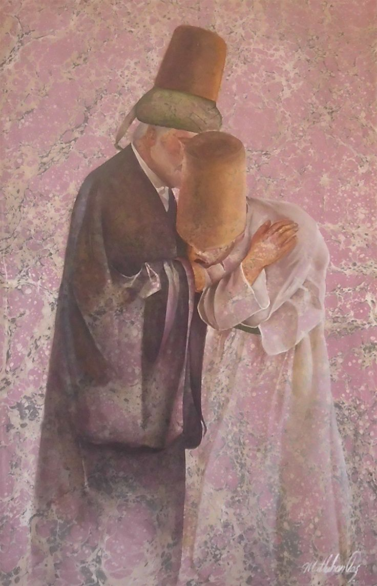 Shams-i-Tabrīzī or Shams al-Din Mohammad (1185–1248) was who is credited as the spiritual instructor of Mewlānā Jalāl ad-Dīn Muhammad Balkhi, also known as Rumi and is referenced with great reverence in Rumi's poetic collection, in particular Diwan-i Shams-i Tabrīzī