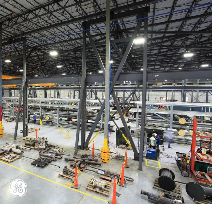 Ge Led High Bay Lights: 24 Best Images About Industrial Lighting Solutions On