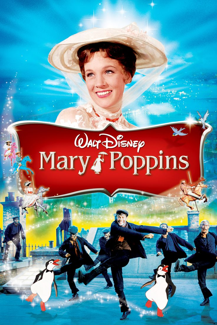 click image to watch Mary Poppins (1964)