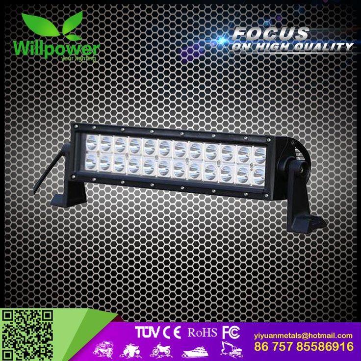 led bulb lights 2 row 4x4 offroad led light bar 4x4 accessories