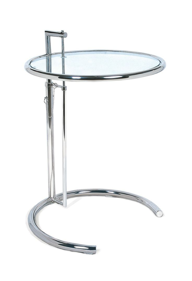 Smoking Table by Eileen Gray 1927 Irland