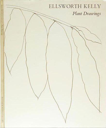Ellsworth Kelly Plant Drawings
