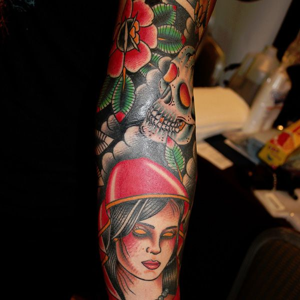 40 Best Hood Tattoo Sleeve Ideas Images On Pinterest