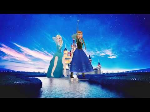 Welcome to my animated cover of Cover Katy Perry - Chained to the Rhythm without the rap (Elsa and Anna) created on MMD https://youtu.be/MAa-zMewh2g