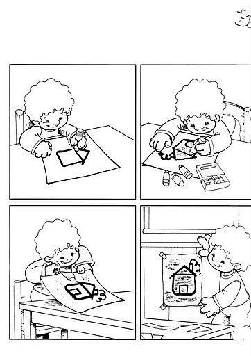 Imagenes de Secuencia Temporal   Maestra de Primera