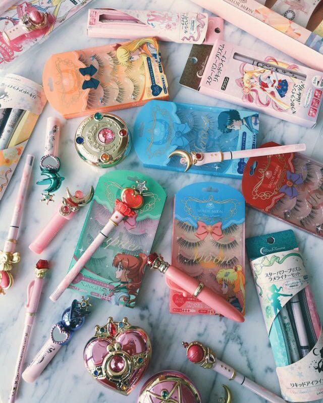 Sailor Moon cosmetics